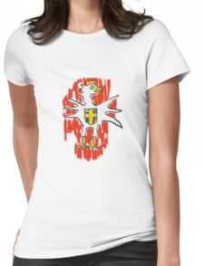 Redania Coat of Arms by Geralt - The Witcher 3 Wild Hunt Womens Fitted T-Shirt