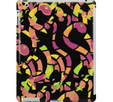 Colorful snakes 2 iPad Case/Skin