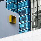 Yellow Box by AJM Photography