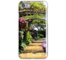 Garden Path of Beauty iPhone Case/Skin