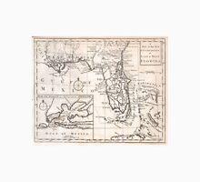 Vintage Map of Florida (1763) Unisex T-Shirt
