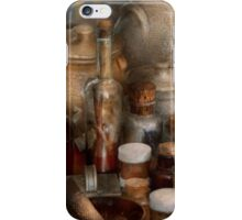Chef - First class ingredients iPhone Case/Skin