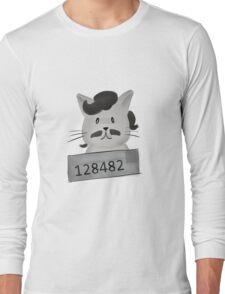 Narco Cat Long Sleeve T-Shirt