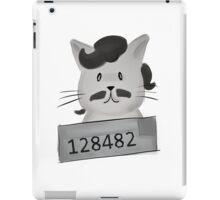 Narco Cat iPad Case/Skin