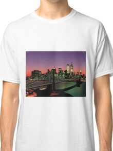 A Night on the Town Classic T-Shirt