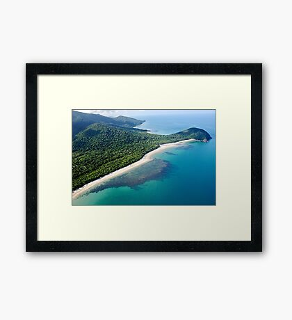 Cape Tribulation Daintree Framed Print