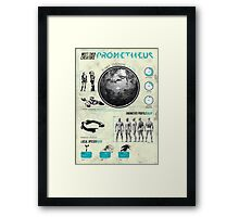 [SF MOVIES!] Prometheus Framed Print