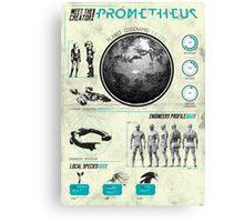 [SF MOVIES!] Prometheus Canvas Print