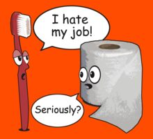 Funny Sayings - I hate my job Kids Clothes