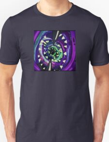 Trippy rick and morty T-Shirt