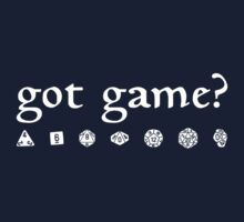 Got Game - Dice Kids Clothes