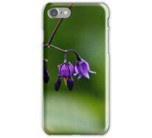 Climbing Nightshade II iPhone Case/Skin