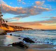 Laguna Beach: Rockpile Beach by K D Graves Photography