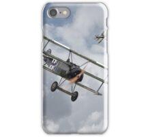 WW1 - Fokker Dr1 - Predator iPhone Case/Skin