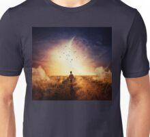 cosmic walk Unisex T-Shirt