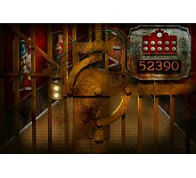 Steampunk - Dystopia - The Vault Photographic Print