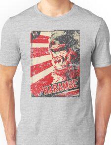 Harambe Revolution Unisex T-Shirt