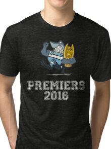 Sharks Premiers 2016 Tri-blend T-Shirt
