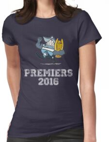 Sharks Premiers 2016 Womens Fitted T-Shirt