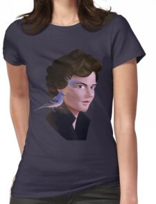 Miss Peregrine Womens Fitted T-Shirt