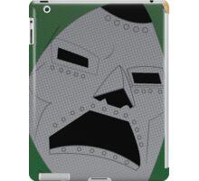 Dr. Doom Halftone iPad Case/Skin