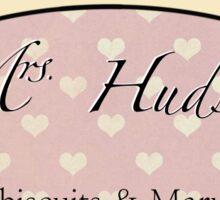 Mrs Hudson - Candle Sticker
