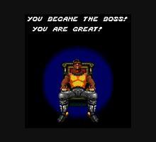 Adam Became the Boss Unisex T-Shirt