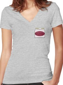 Mary Watson - Candle Women's Fitted V-Neck T-Shirt