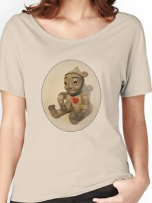 Tin man- Wizard of OZ Women's Relaxed Fit T-Shirt
