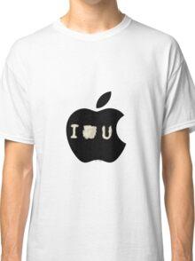 Sherlock Holmes - I O U Classic T-Shirt