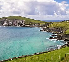 View to Dunmore Head - County Kerry - Ireland by TonyCrehan