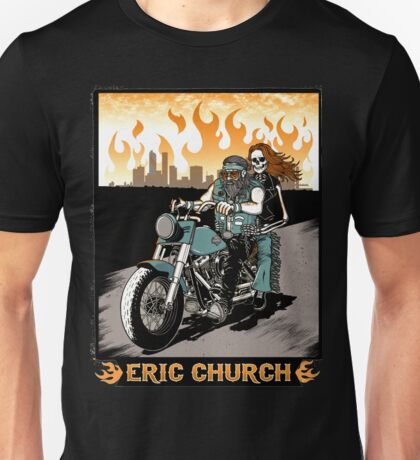poster eric church Unisex T-Shirt