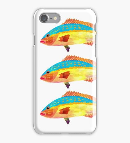 Yellow Tail Snapper iPhone Case/Skin
