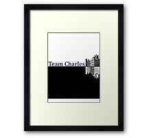 Downton Abbey Team Charles  Framed Print