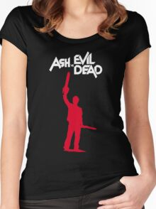 Old Man Ash II Women's Fitted Scoop T-Shirt
