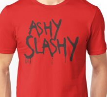 Ashy Slashy! Unisex T-Shirt
