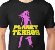 PLANET TERROR -ROBERT RODRIGUEZ- Unisex T-Shirt