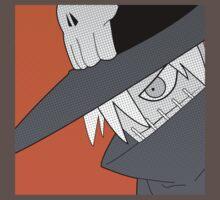 Wizardmon Halftone by innergeekdesign