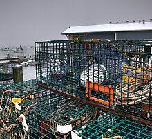 Islesford Pier by njordphoto