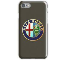 Alfa Romeo iPhone Case/Skin