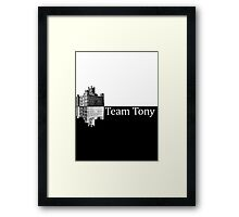 Downton Abbey Team Tony Framed Print