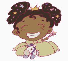 Lil' Princess Giddy-Up! One Piece - Long Sleeve