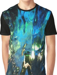 Abstract print, nature Graphic T-Shirt