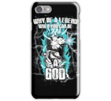 Limited Edition - Why Be a Legend iPhone Case/Skin