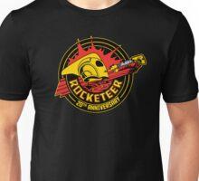The Rocketeer anniversary Unisex T-Shirt