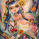 The Fairies of Zodiac series - Sagittarius by Elena Kotliarker