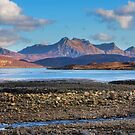 Ben Loyal over Highland Water by Dave Hare
