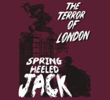 Spring Heeled Jack by JoshL09