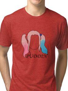 My Puddin!! Tri-blend T-Shirt