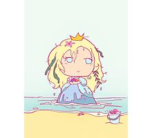 Lil' Sea Princess Photographic Print